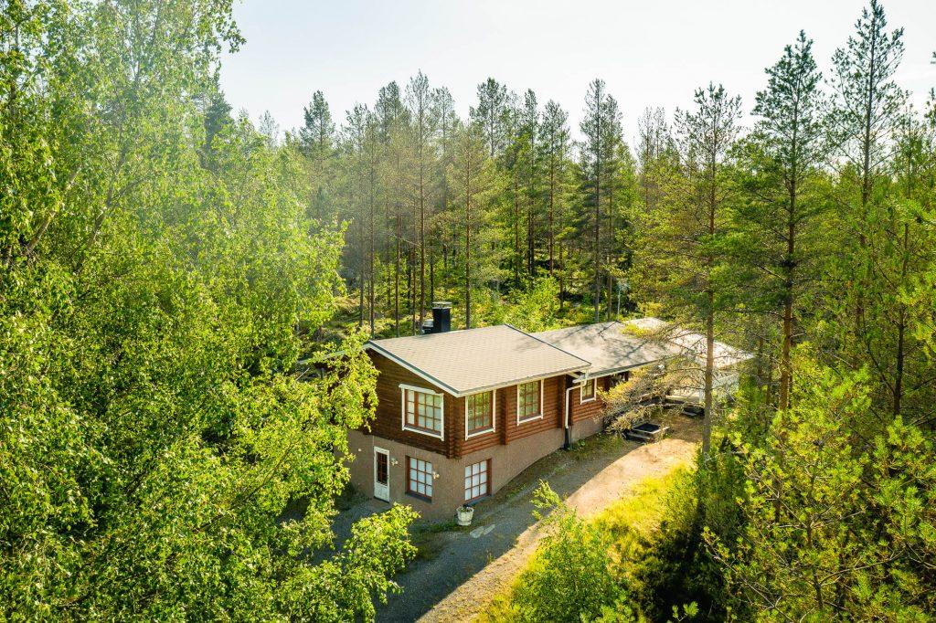 Majoitus Kauhajoki Etelä-Pohjanmaa Mimosan Maja Kauhajoki Etelä-Pohjanmaa