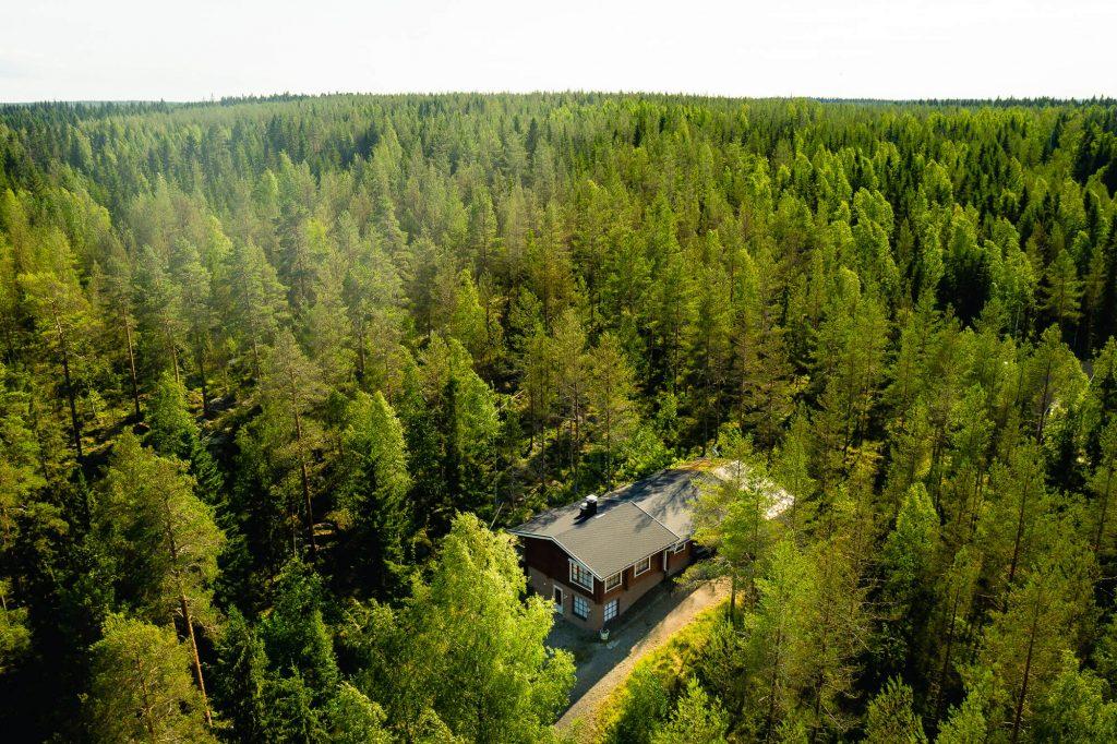 Majoitus Mimosan Maja Kauhajoki Etelä-Pohjanmaa